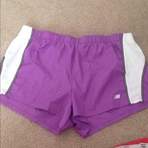 New Balance Exercise shorts